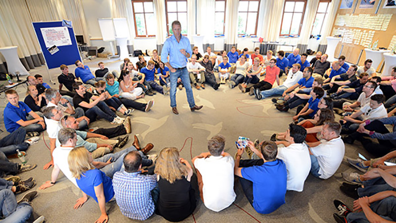 learn how to facilitate a mens group