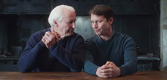 father dying dad grief james blunt monsters f