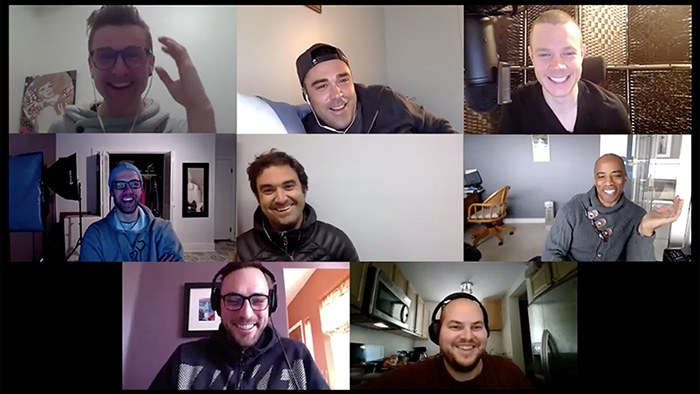 Men's Group testimonials
