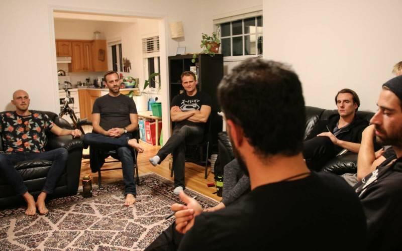 Men's Support Groups