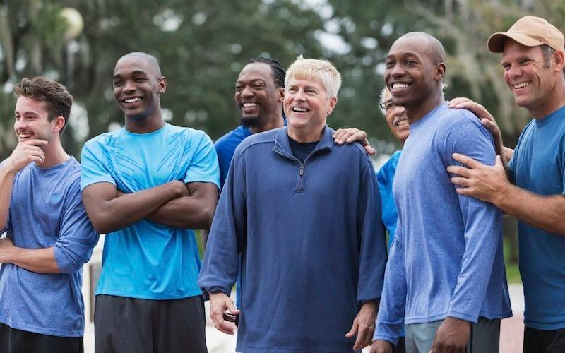 Therapy Support Groups for Men