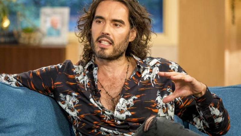 Surviving a Breakup with Russell Brand
