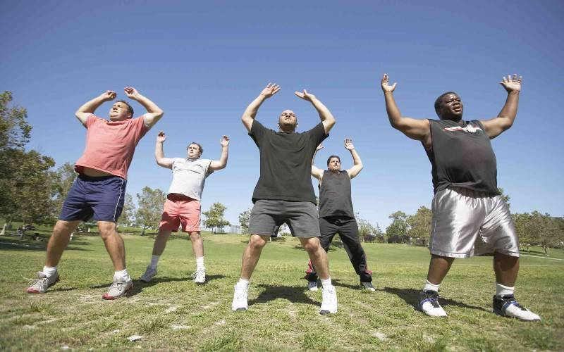 fitness support groups