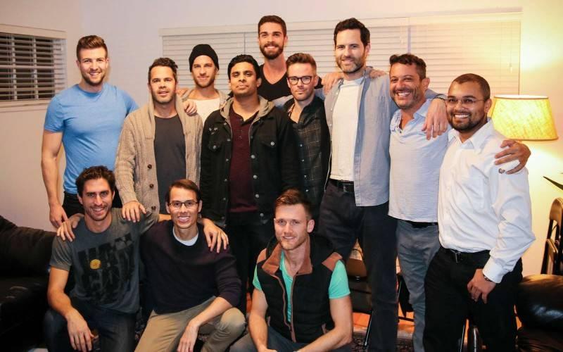 Men's Group Hamilton