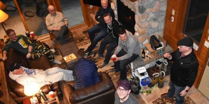 Men's Group in Toronto