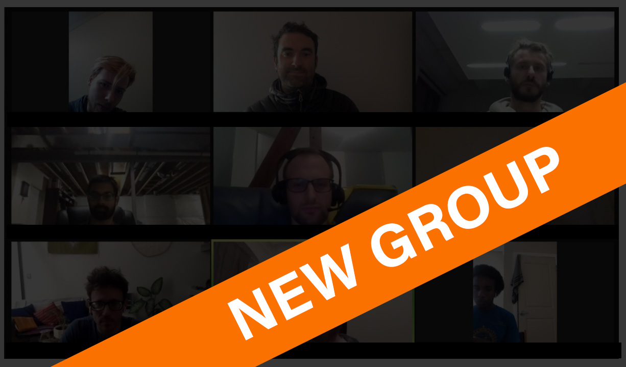 new group selection