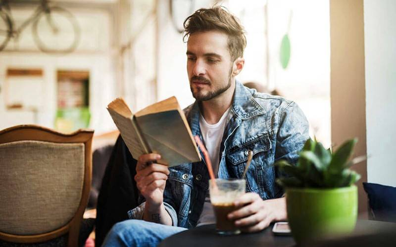 Best Self-Help Books for Men