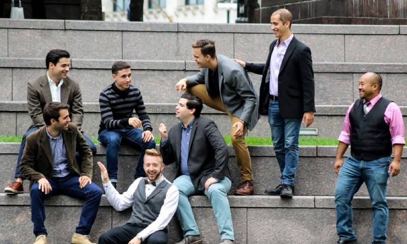 Men's Group in Chicago