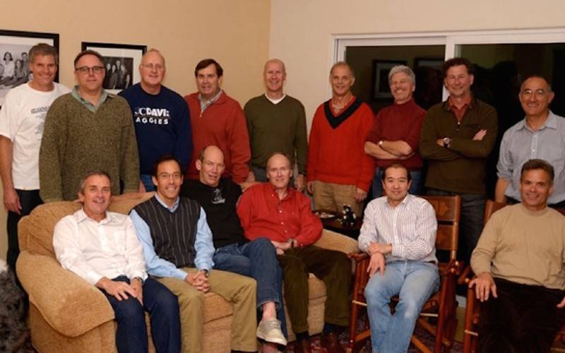 Men's Group in New York