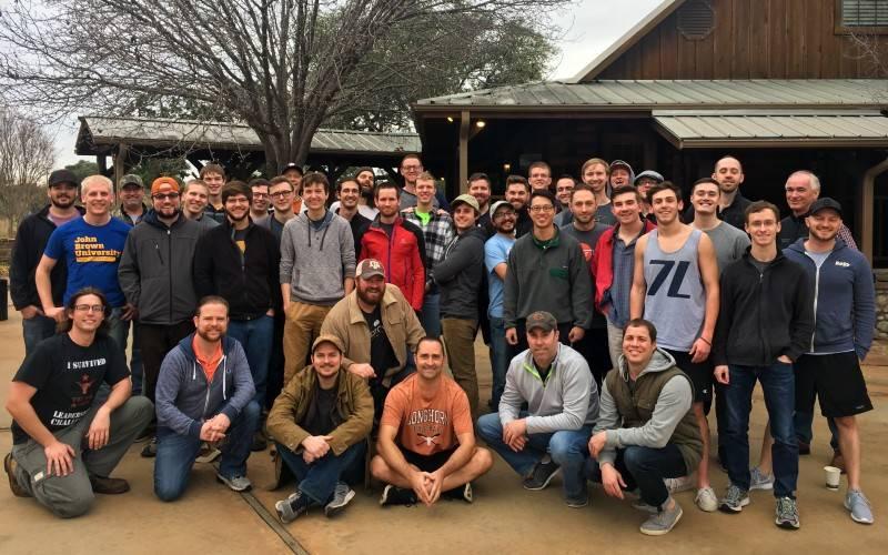 Men's Group in Texas