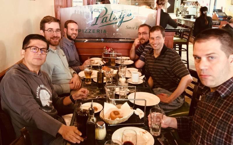 men's self help groups in New York