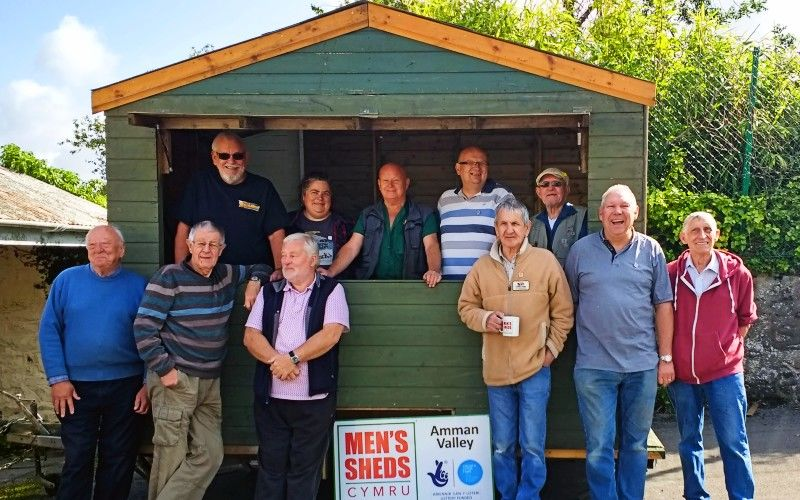 Benefits of Joining A Men's Shed